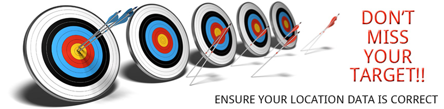 archery targets and text